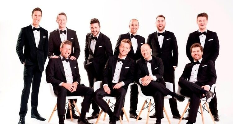 Ten Tenors to perform at Leach Theatre