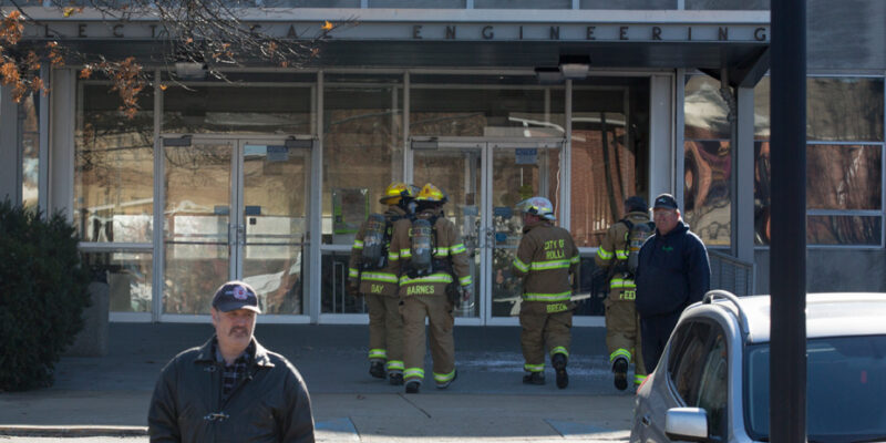 Fire-damaged hall to remain closed at Missouri S&T