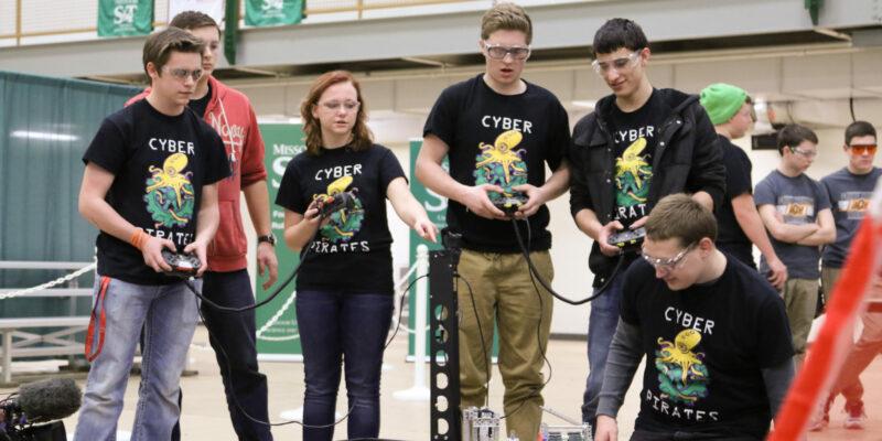 Missouri S&T to host VEX robotics championship