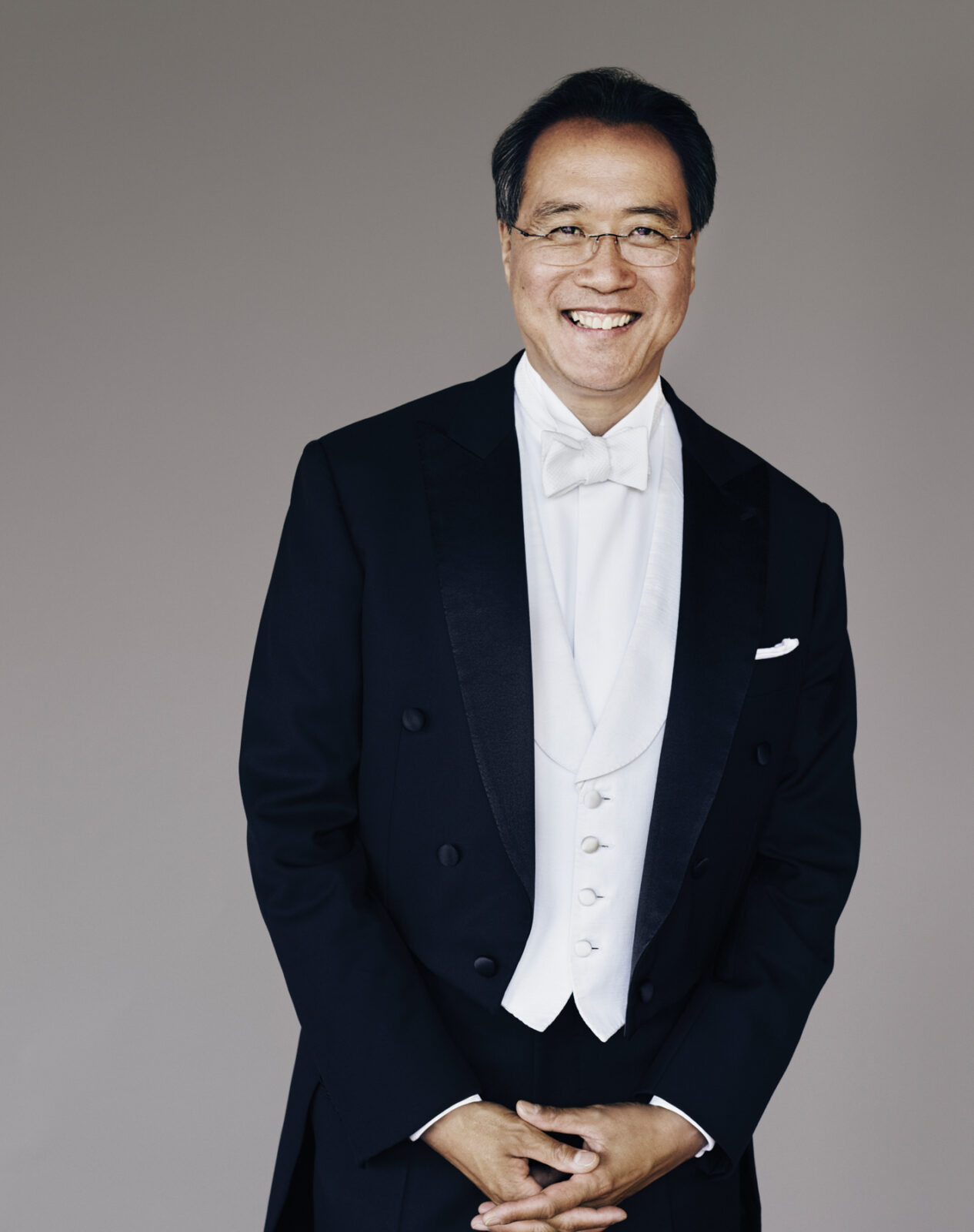 Cellist Yo-Yo Ma, 32nd presenter in the Remmers Special Artist/Lecturer Series