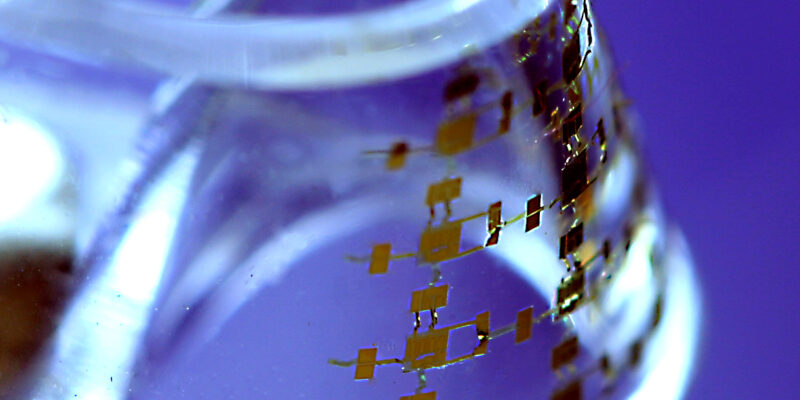 Additive manufacturing: A new twist for stretchable electronics?
