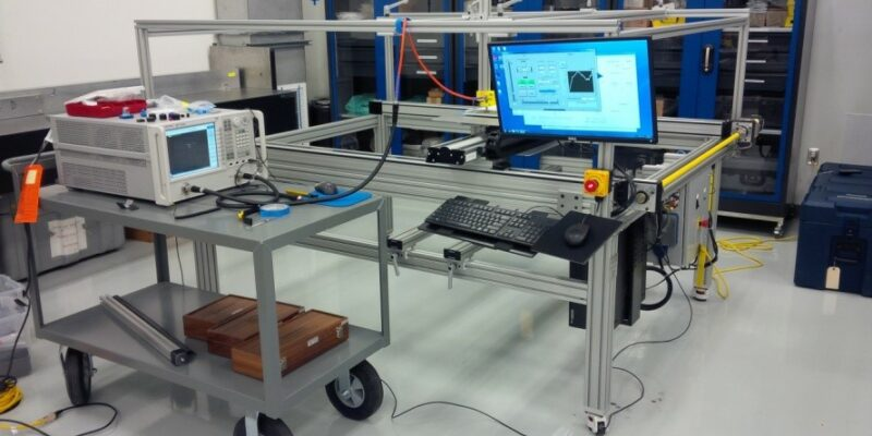 Missouri S&T research team helps Boeing set up nondestructive evaluation laboratory