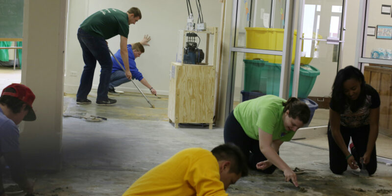 Missouri S&T Miner Challenge takes volunteering remote