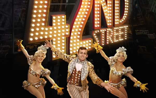 '42nd Street' to be performed at Leach Theatre in March