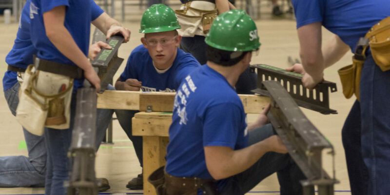 Missouri S&T's Steel Bridge Team prepares for regionals