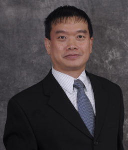 Dr. Keng Siau, professor and chair of business and information technology