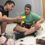 Register a student for engineering camp this summer