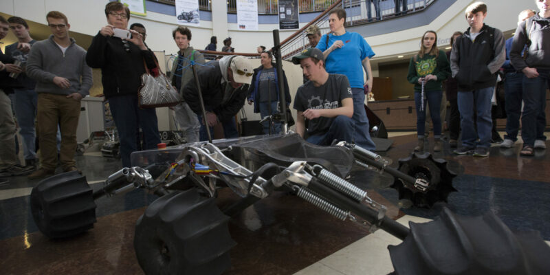 Missouri S&T team travels to the 'Mars' of the USA