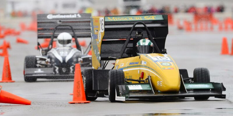 Missouri S&T's Formula Car team to race in Michigan