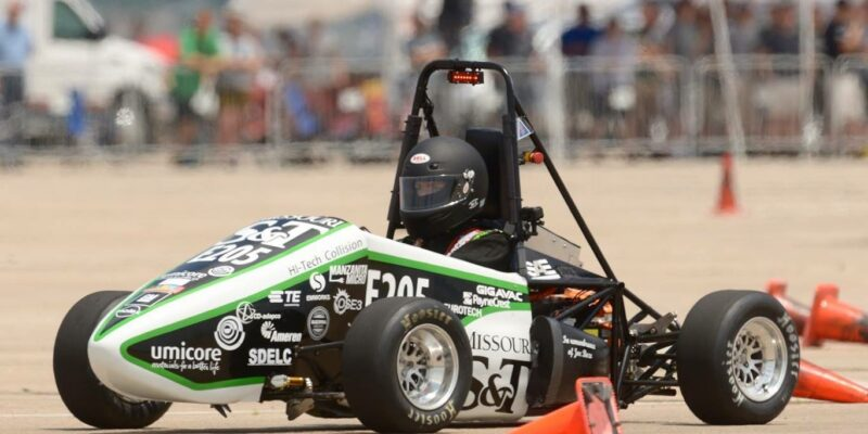 S&T team to race electrically powered Formula cars