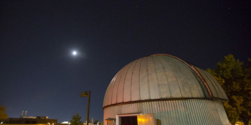 Missouri S&T Observatory begins semester with Mars viewing