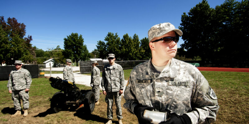 Missouri S&T's Army ROTC to get a lift via helicopter