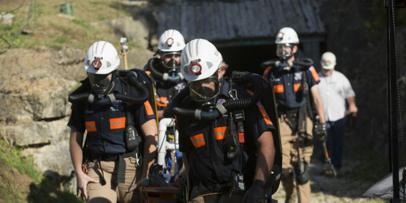 Missouri S&T to host mine rescue competition