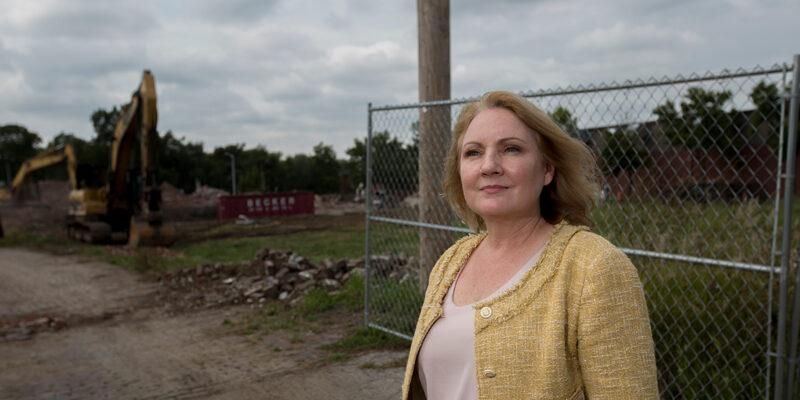 From Hurricane Katrina to north St. Louis, civil engineering grad helps ravaged communities rebuild