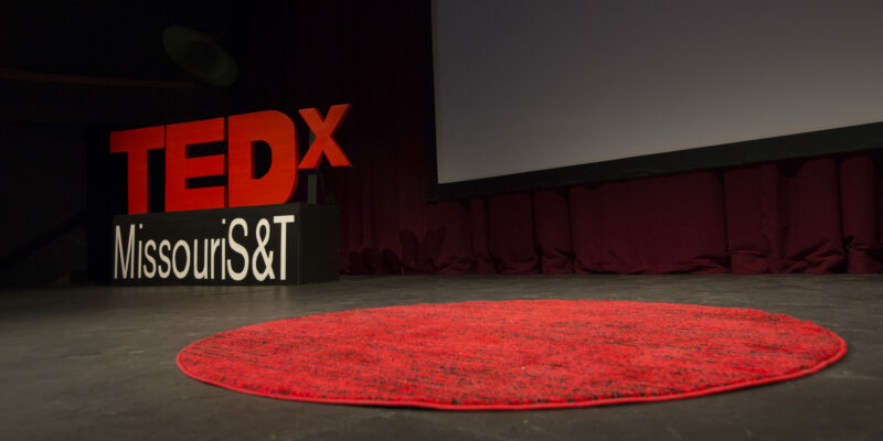 Apply to speak at Missouri S&T's second annual TEDx Talk