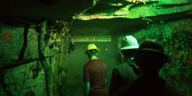 S&T's Haunted Mine event begins Friday, Oct. 19