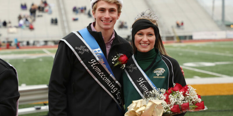 Missouri S&T crowns 2017 Homecoming royalty