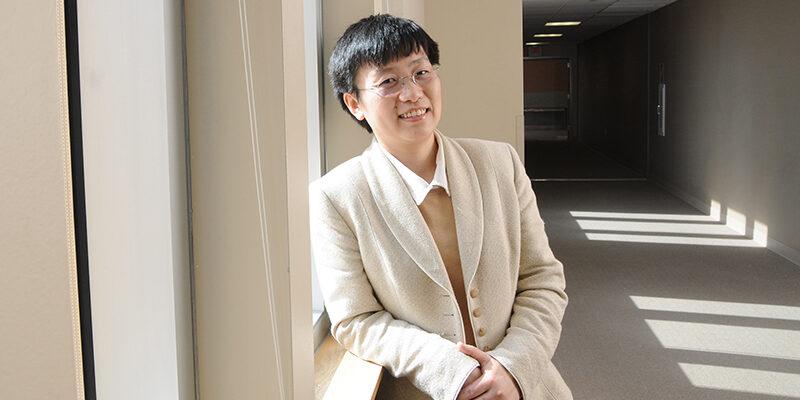 Dr. Yahong Rosa Zheng named Wilkens Professor