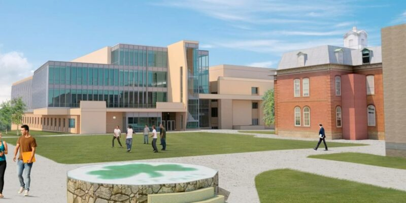Plans to move forward for Biosciences Complex