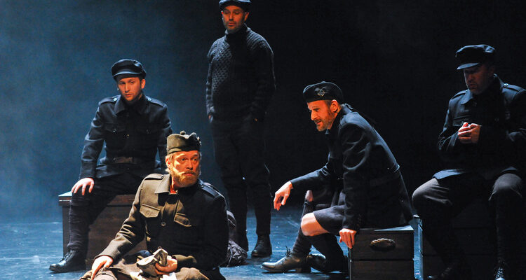 'The Christmas Truce of 1914' to be performed at Leach Theatre