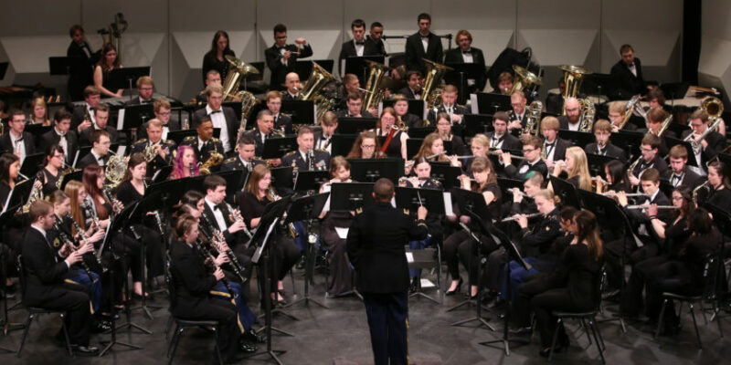 Missouri S&T Symphonic Band and Wind Symphony to perform April 7
