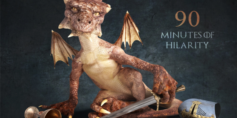 'Game of Thrones' parody to take center stage