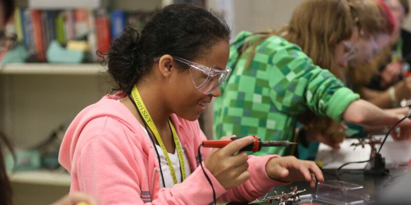 A conversation on women in STEM