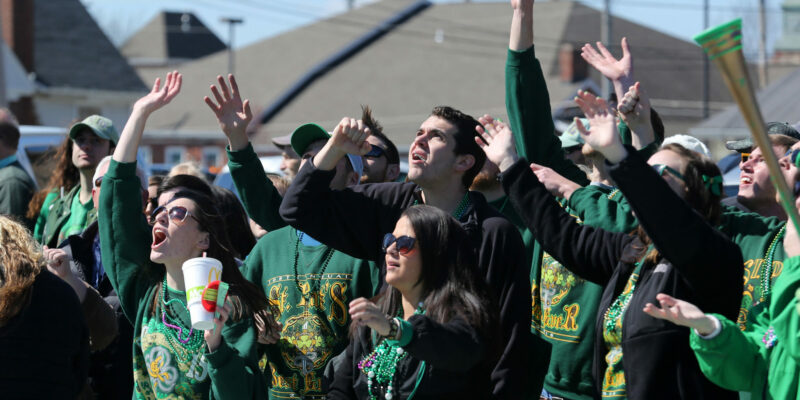 Bands Bowling for Soup and 3OH!3 to headline St. Pat's concert