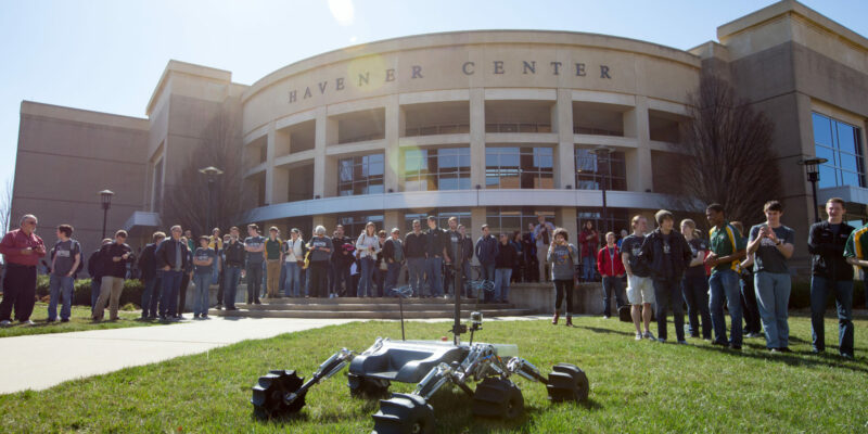 Mars Rover to be unveiled at Missouri S&T