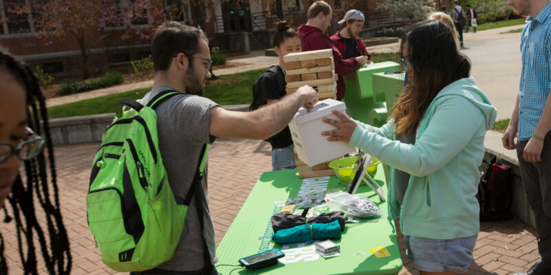 Missouri S&T to celebrate Philanthropy Month in April
