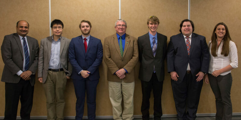 Missouri S&T celebrates students for outstanding research