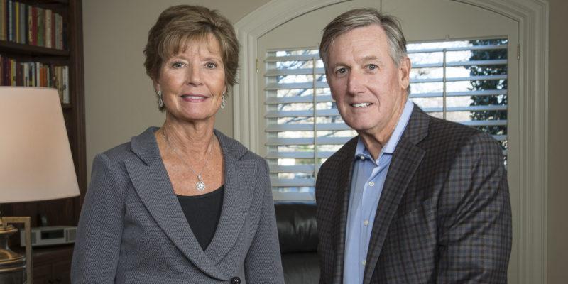 Missouri S&T alumni John and Kristie Gibson champion Miner Athletics with gifts of $6.4 million since 2017