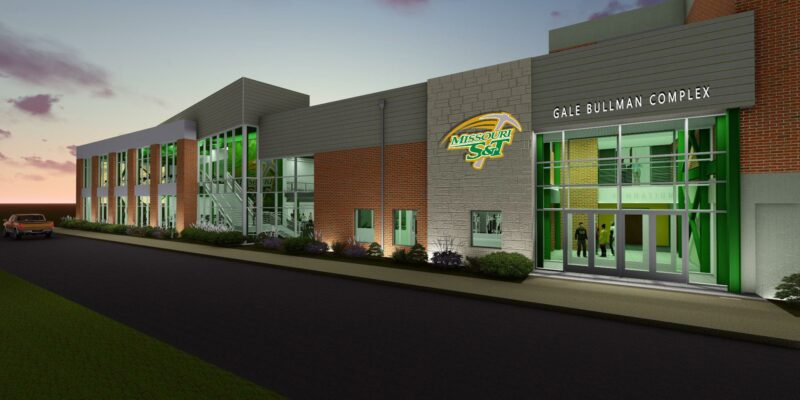 Missouri S&T digs into a fitness center expansion
