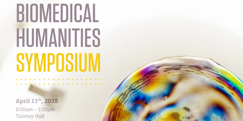 S&T research centers co-present first biomedical humanities symposium