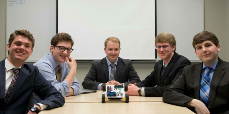 Missouri S&T student team selected as finalists in national entrepreneurship challenge