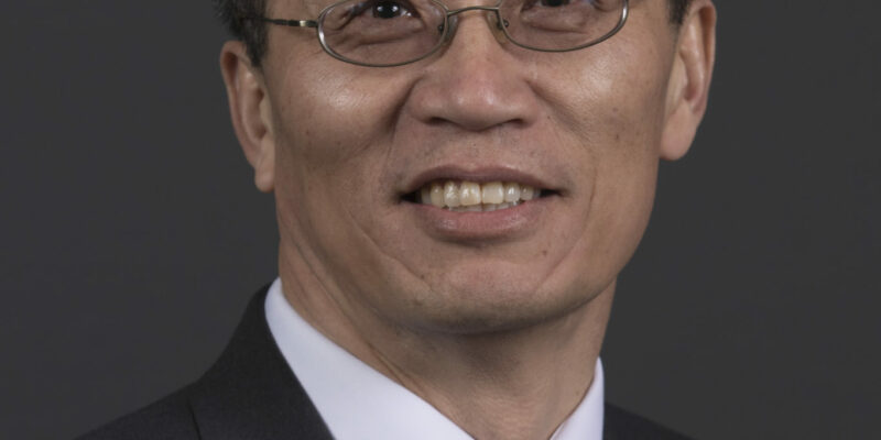 Gao wins teaching excellence award at Missouri S&T