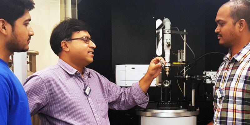 Researchers mimic Legos for molecular building blocks, earn $411,000 NSF grant