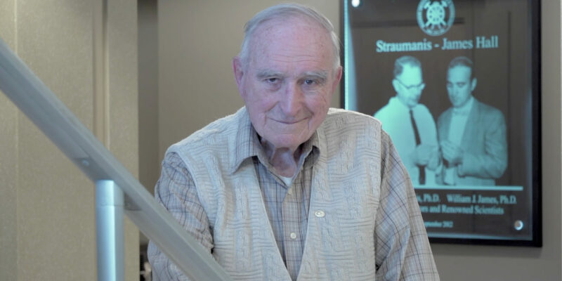 Office hours at 95: pioneering Missouri S&T professor Bill James reflects on 65 years in Rolla