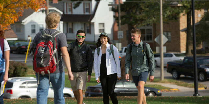 Starting College 101: Advice for new students