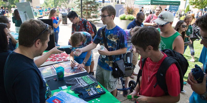 Student groups join forces to help student emergency fund