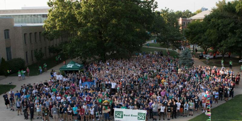 Fall enrollment at Missouri S&T tops 8,600