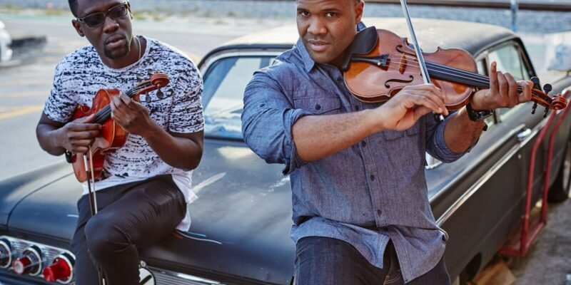 Black Violin to open S&T Campus Performing Arts Series