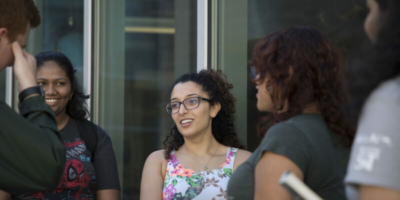 For S&T Hispanic students, community is key