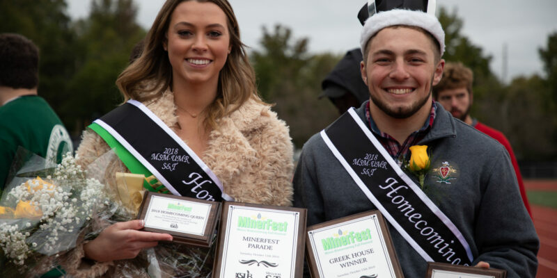 Missouri S&T crowns 2018 Homecoming royalty