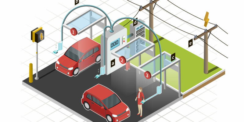 Missouri S&T researchers win multimillion dollar grant to build fast-charging stations for electric cars