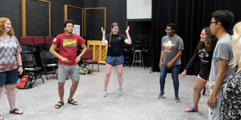 S&T's multicultural theater production promotes understanding, receives first-time grant funding