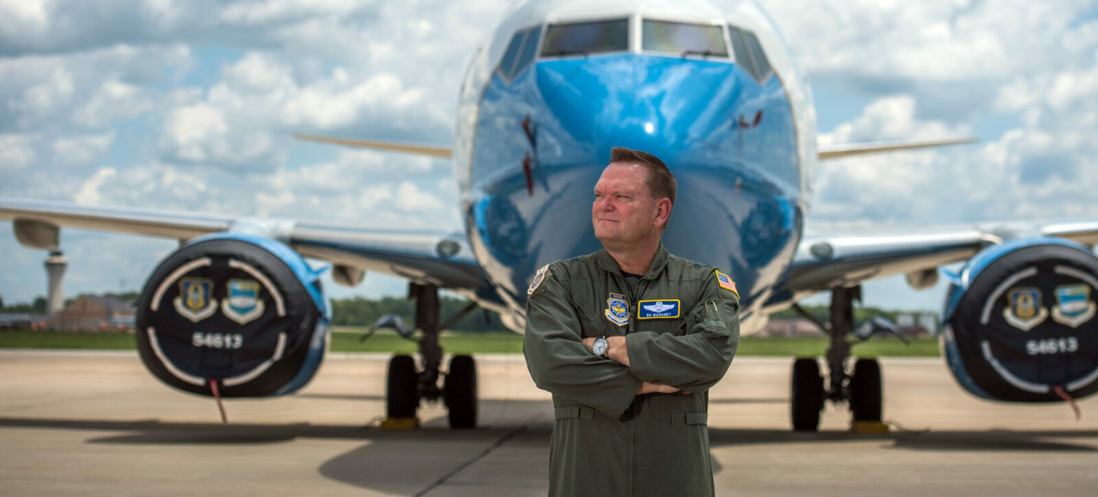Air Force commander's personal compass navigates dynamic military career