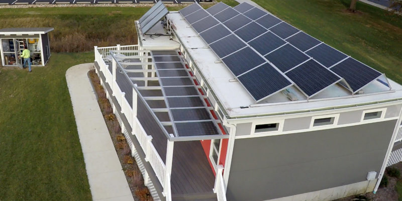 Missouri S&T powers high-tech, living laboratory homes with new microgrids to research advanced lead battery technologies