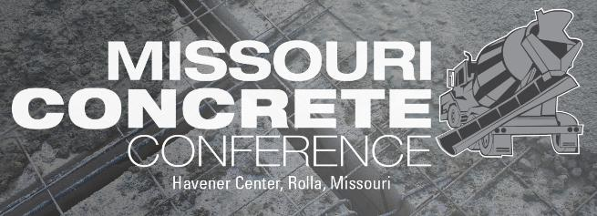Missouri S&T to host Missouri Concrete Conference in May