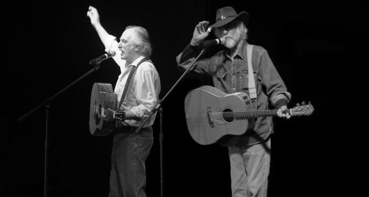 Brewer & Shipley to perform at Leach Theatre
